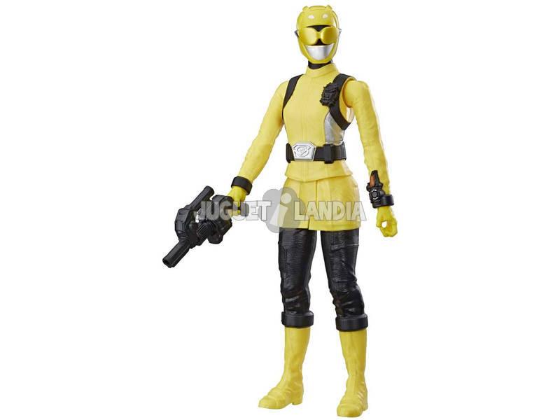 Power Rangers Yellow Ranger Hasbro E6202