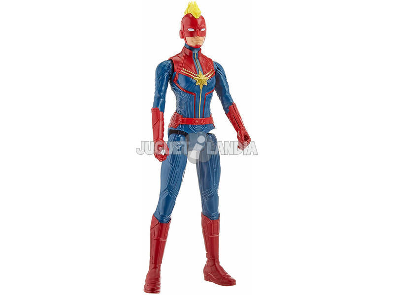 Avengers Figurine Titan Captain Marvel Hasbro E7875