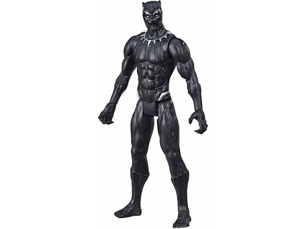 Avengers Figurine Titan Black Panther Hasbro E7876