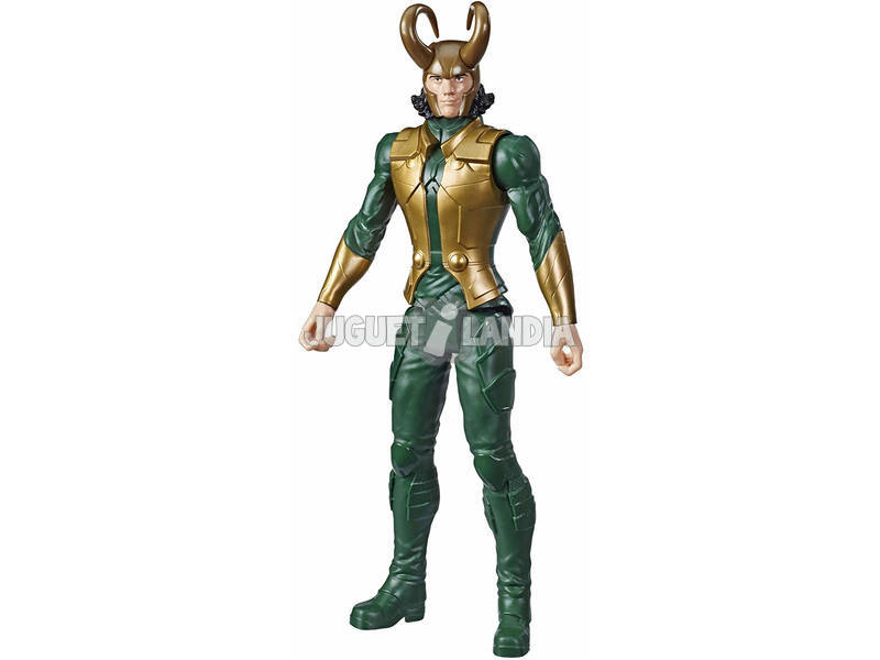 Avengers Figurine Titan Loki Hasbro E7874