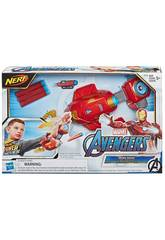 Avengers Nerf Power Moves Raio Repulsor Iron Man Hasbro E7376