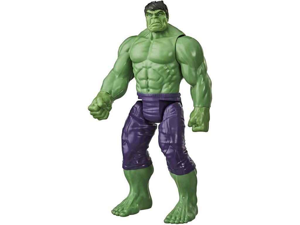 Avengers Figura Titan Deluxe Hulk Hasbro E7475