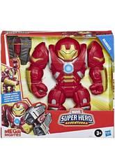Figura Mega Mighties Marvel Avengers Hulkbuster Hasbro E6668