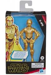 Star Wars Episodio 9 Figura C3PO Hasbro E3813