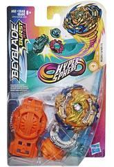 Beyblade Starter Pack Wizard Fafnir F5 Hasbro E7711