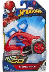 Spiderman Rip N Go Spiderman Hasbro E7739