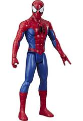 Spiderman Figura Titan Hero Hasbro E7333