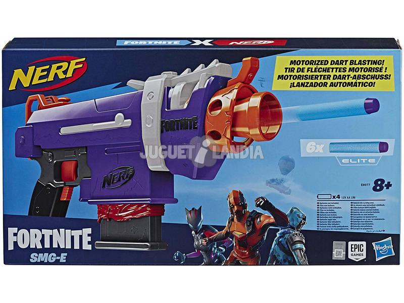 Nerf Fortnite SMG-E Motorisé Hasbro E8977