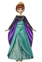 Frozen 2 Poupée Anna Aventure Musicale Hasbro E8881