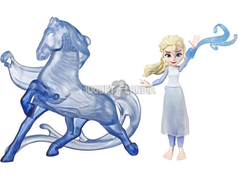 Frozen 2 Scènes de Films Elsa et Nokk Hasbro E6857