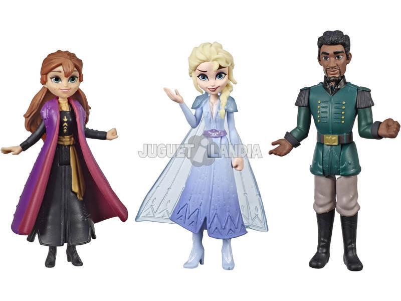 Frozen 2 Scènes de Films Compagnons de Voyage Hasbro E6912