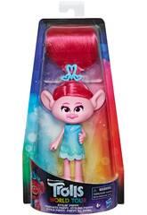 Trolls Muñeca Fashion Stylin Poppy Hasbro E80225L00