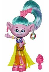 Trolls World Tour Poupée Satin Glamour Hasbro E6820