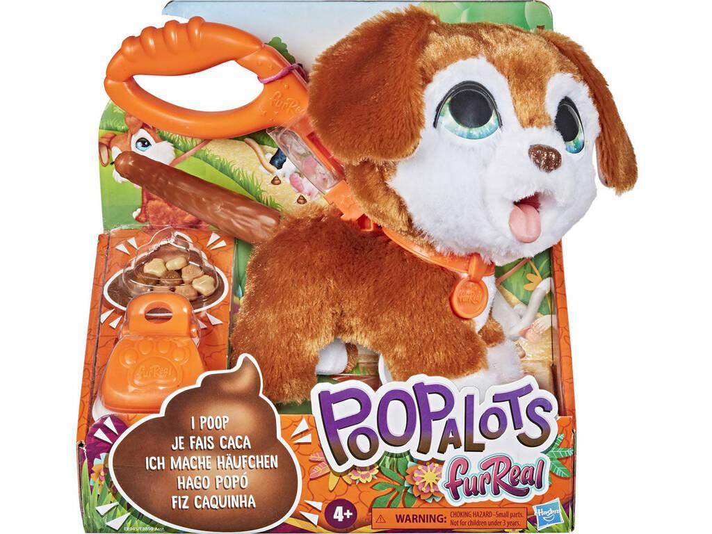 FRR Perrito Poopalots Hago Popó Hasbro E8945