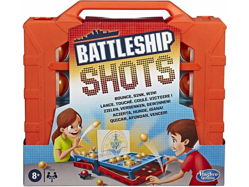 Hundir la Flota Shots Hasbro E8229