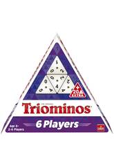 Triominos Original 6 Jugadores Goliath 60725