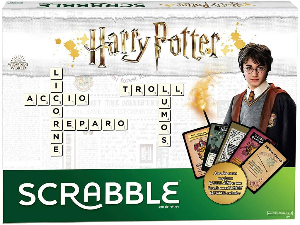 Scrabble Harry Potter Mattel GPW40