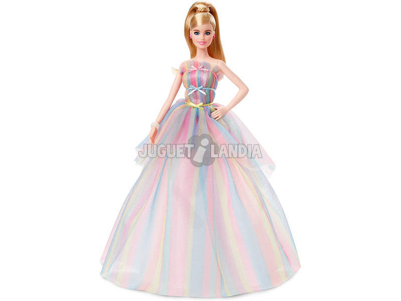 Barbie Colección Birthday Wishes Mattel GHT42