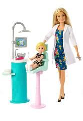 Barbie Io Posso Essere Dentista Mattel FXP16