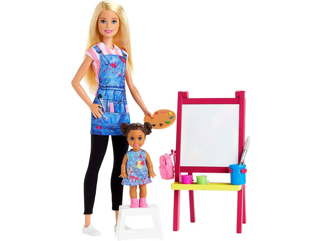 Barbie Yo Puedo Ser Profesora Mattel GJM29