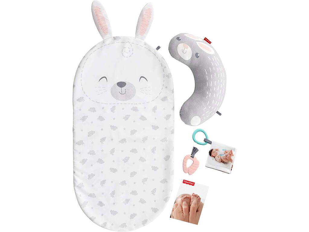 Fisher Price Set de Masaje Baby Bunny Mattel GJD32