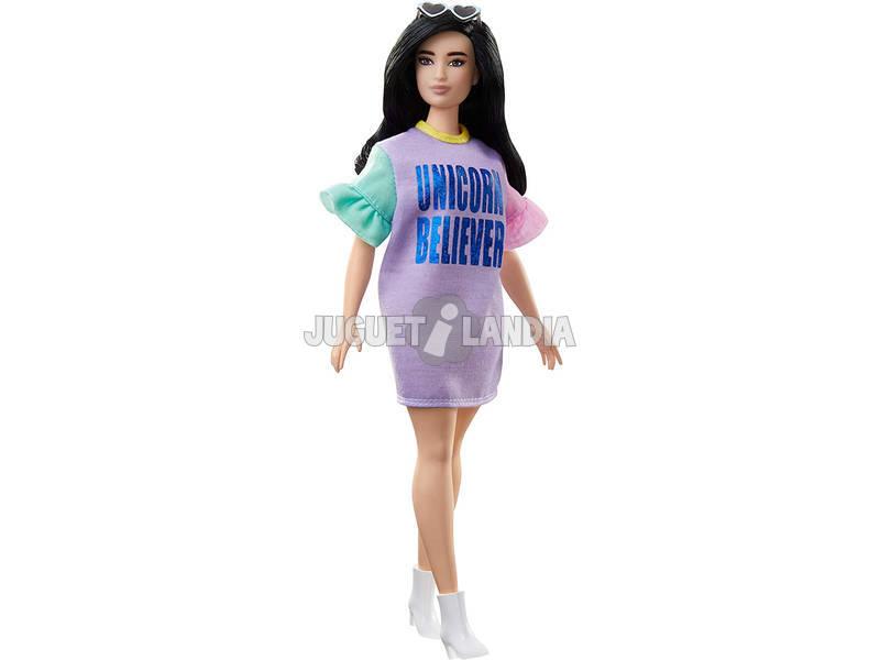 Barbie Fashionistas Unicorn Believer Mattel FXL60