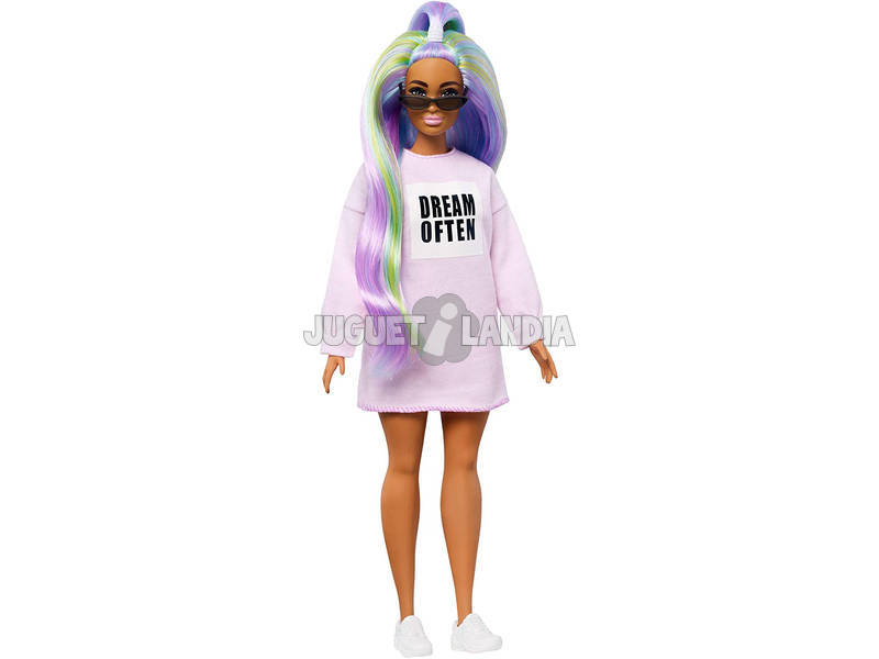 Barbie Fashionistas Dream Often Mattel GHW52