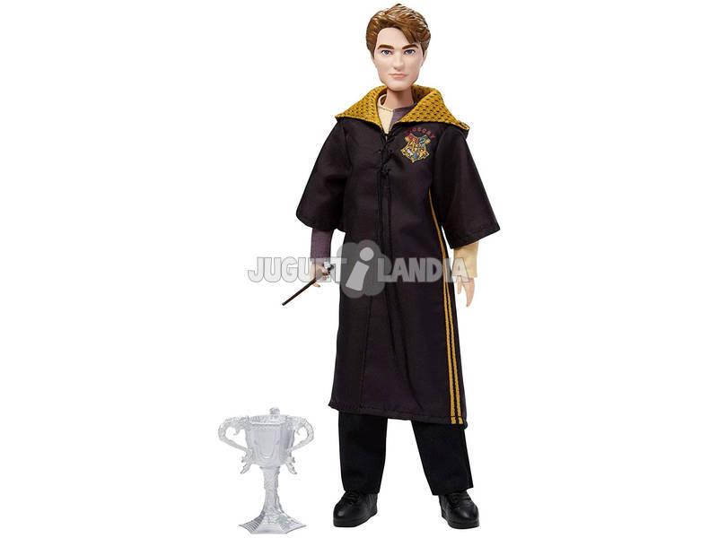 Harry Potter Torneo de los Tres Magos Muñeco Cedric Diggory Mattel GKT96