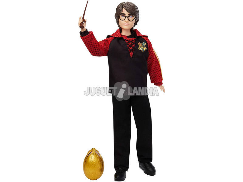 Harry Potter Muñeco Harry Potter Torneo de los Tres Magos Mattel GKT97