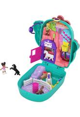 Polly Pocket Cofre Polly & Shani Cactus Ranch Mattel GKJ46
