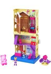 Polly Pocket Pollyville Tienda de Caramelos Mattel GKL57