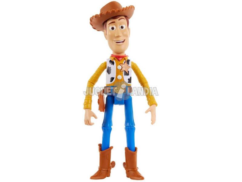 Toy Story Figura Woody Parlanchín Mattel GPJ28