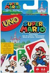 Uno Super Mario Bros Mattel DRD00