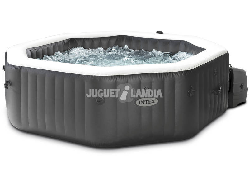 Purespa Jet and Bubble Deluxe Set 218x218x71 cm. Intex 28462