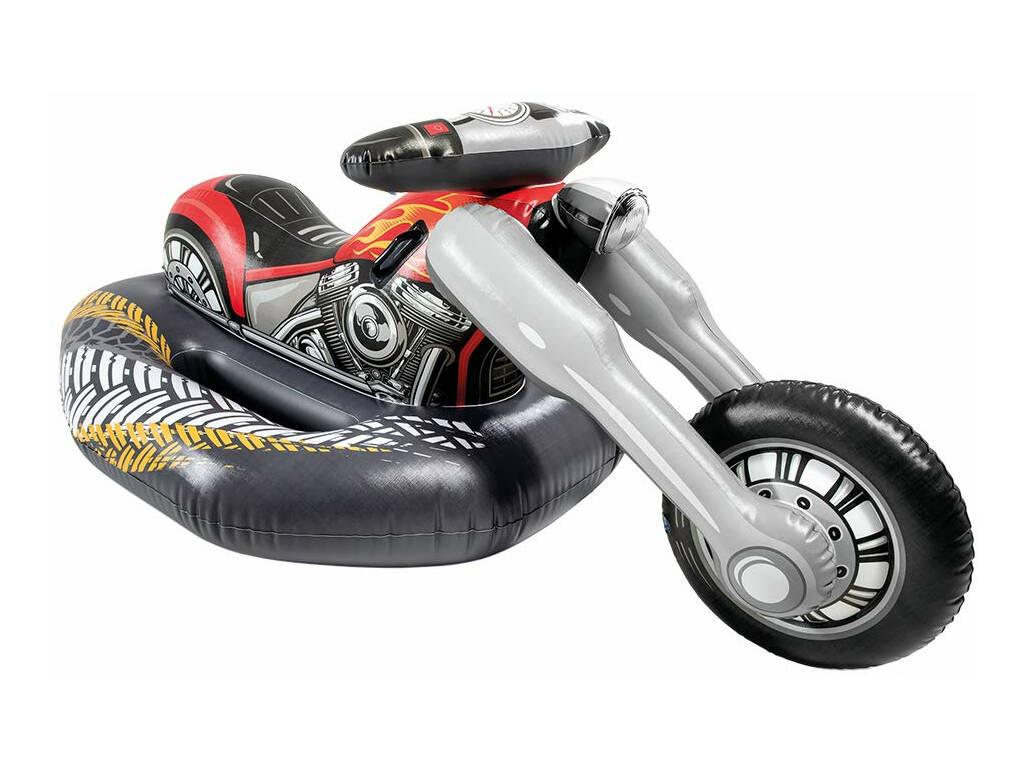 Matelas Gonflable Cruiser Motorbike Ride On Intex 57534