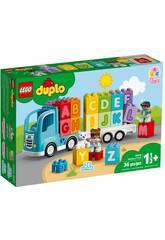Lego Duplo Camión del Alfabeto 10915