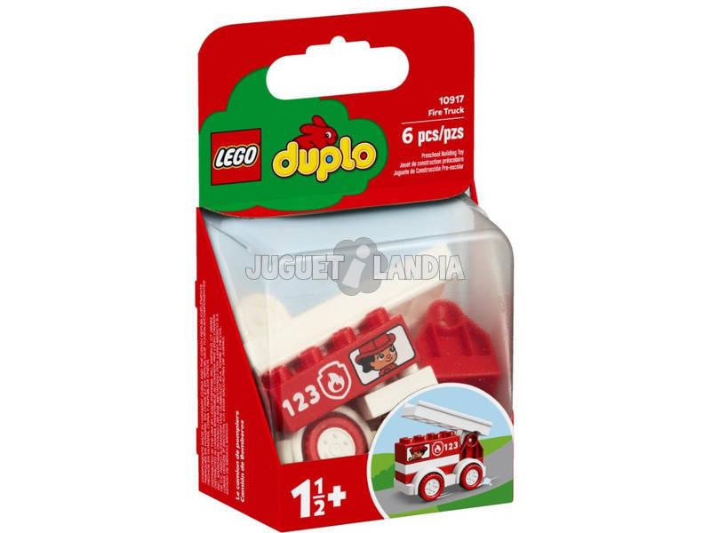 Lego Duplo Camión de Bomberos 10917