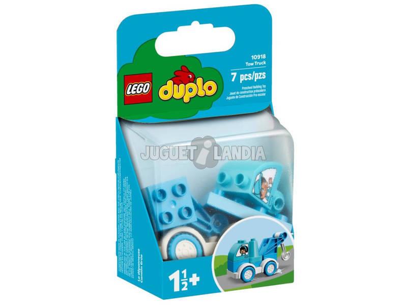 Lego Duplo Camión Grúa 10918
