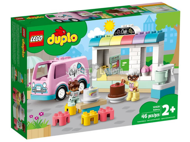 Lego Duplo Town Pastelería 10928