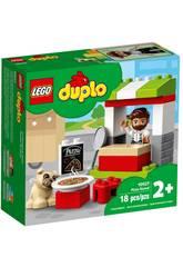 Lego Duplo Town Puesto de Pizza 10927