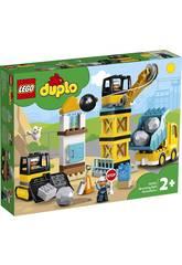 Lego Duplo Derribo con Bola de Demolición 10932