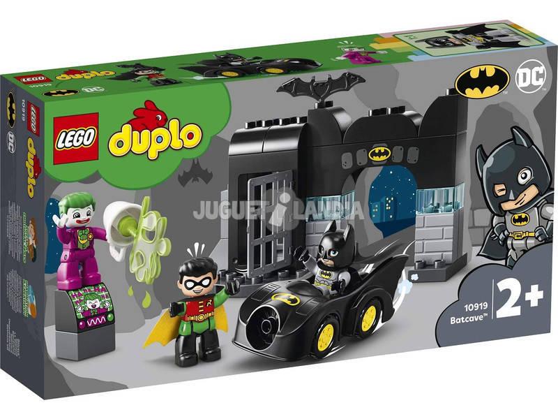 Lego Duplo Disney Super Héroes Batcueva 10919