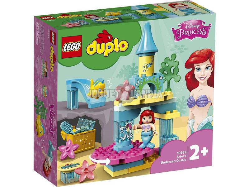 Lego Duplo Princess Castillo Submarino de Ariel 10922