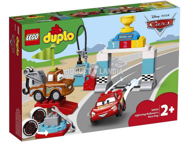 Lego Duplo Cars Día de la Carrera de Rayo McQueen 10924
