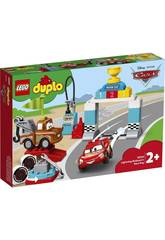 Lego Duplo Cars Jour de la Course de Flash McQueen 10924