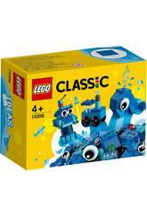 Lego Classic Mattoni Creativi Blu 11006