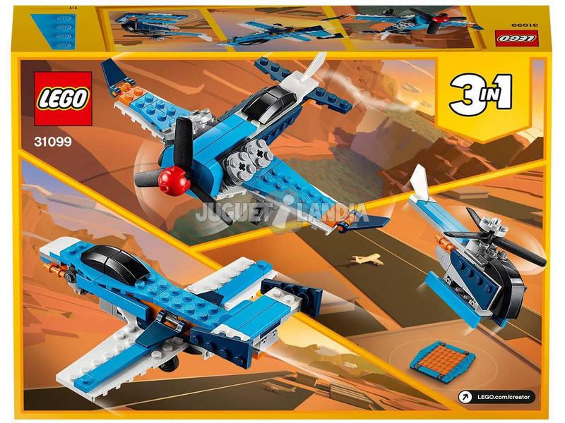 Lego Creator Avión de Hélice 31099