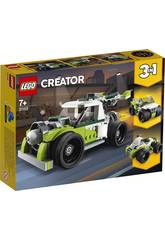 Lego Creator Camión a Reacción 31103