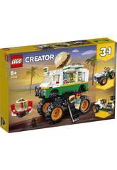 Lego Creator Monster Truck Fast-food 31104