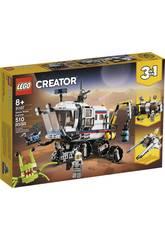 Lego Creator Rover Esploratore Spaziale 3 in 1 31107